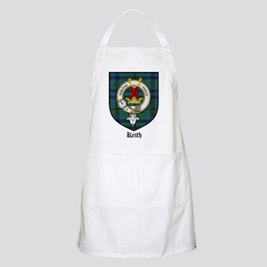 Family crest aprons cafepress keith clan crest tartan bbq apron thecheapjerseys Gallery