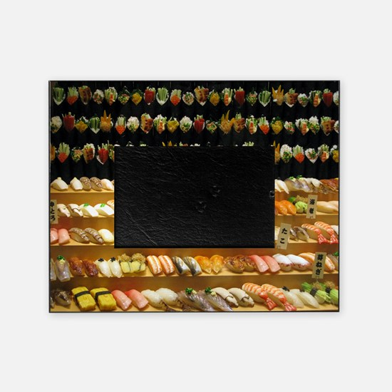 2-16x20_print SUSHI WALL Picture Frame