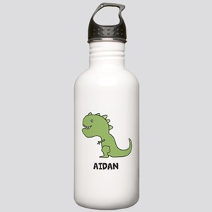 Personalized Dinosaur Water Bottle