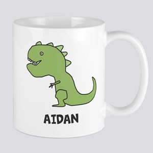 Personalized Dinosaur Mugs