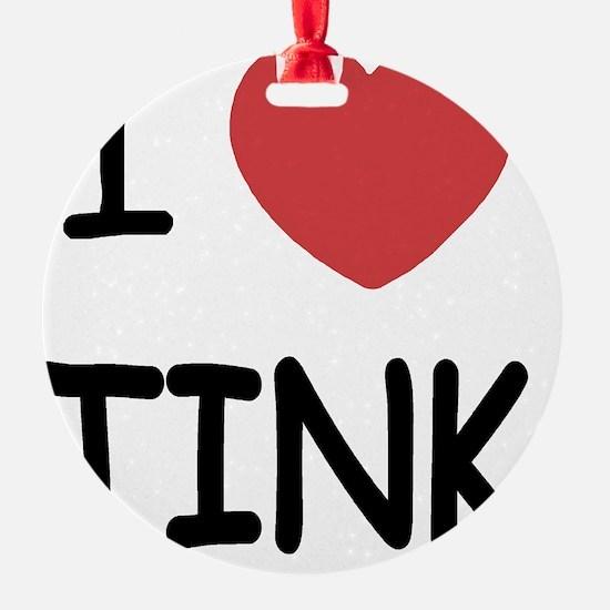 TINK Ornament