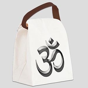 om BW2 Canvas Lunch Bag