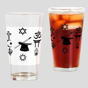 multifaith1300 Drinking Glass