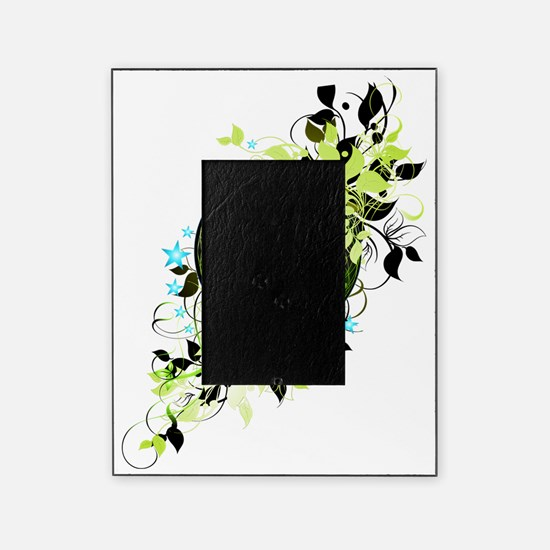 live green Picture Frame