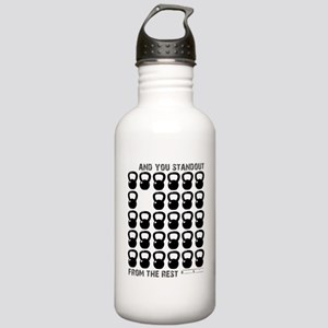 KB-G-10810 Stainless Water Bottle 1.0L