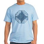 Celtic Diamond (Aqua) Light T-Shirt