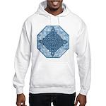 Celtic Diamond (Aqua) Hooded Sweatshirt