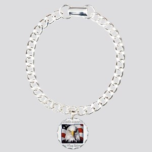 argtwng Charm Bracelet, One Charm