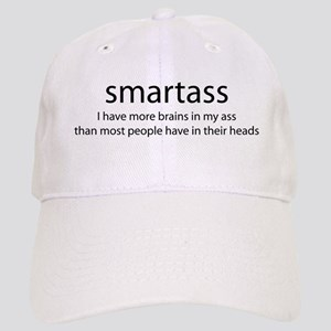 """Smartass II"" Cap"
