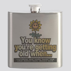 gettinOld12x12 Flask