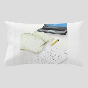 I'm Not Magical Mommy art Homework design Pillow C