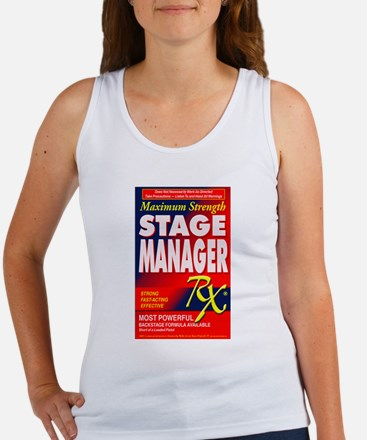 Stage Manager RX Women's Tank Top