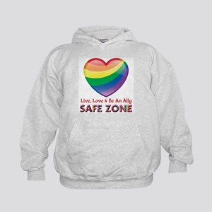 Safe Zone - Ally Hoodie