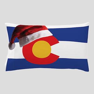 Christmas in Colorado Pillow Case