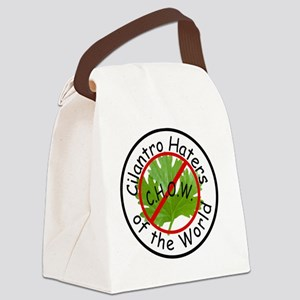 CHOW Logo trans Canvas Lunch Bag