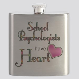 Teachers Have Heart psycho Flask