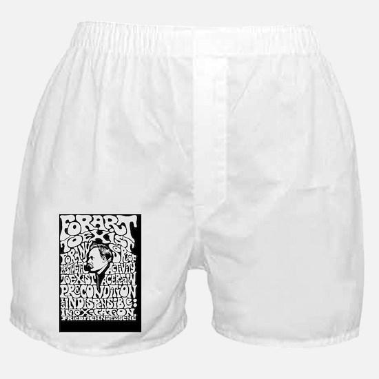 nietz-art-1008-CRD Boxer Shorts