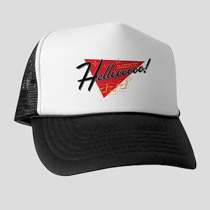 Helloooooo! Trucker Hat