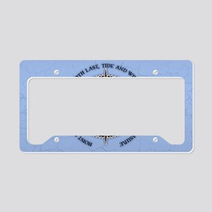 compass-rose3-OV License Plate Holder