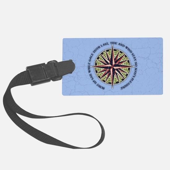 compass-rose3-OV Luggage Tag