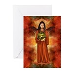 #115 Angel : Greeting Cards (Pk of 10)