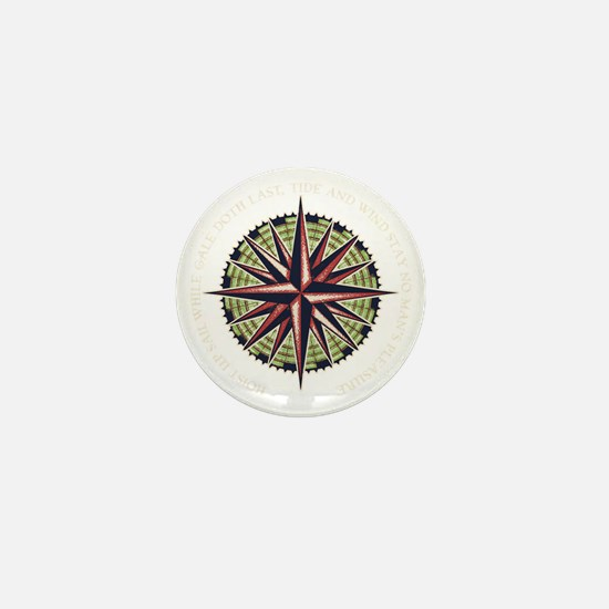 compass-rose3-DKT Mini Button