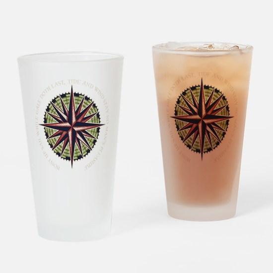 compass-rose3-DKT Drinking Glass