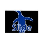 Slide Rectangle Magnet (10 pack)