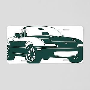NA brg Aluminum License Plate