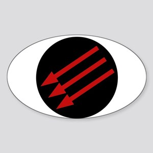 Anti-Fascism Symbol AntiFa Sticker