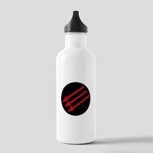 Anti-Fascism Symbol AntiFa Water Bottle
