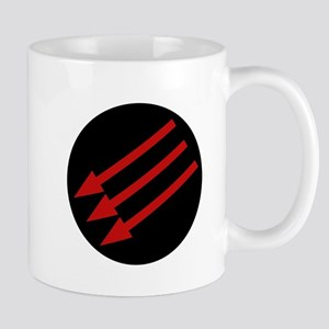 Anti-Fascism Symbol AntiFa Mugs