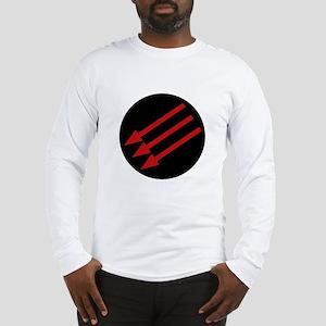 Anti-Fascism Symbol AntiFa Long Sleeve T-Shirt