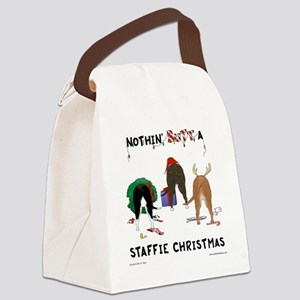 StaffieShirt Canvas Lunch Bag