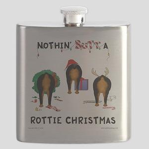 RottieShirt Flask