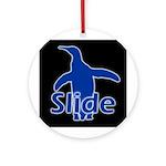 Slide Ornament (Round)