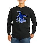Slide Long Sleeve Dark T-Shirt