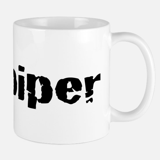 Bagpiper (Hardcore) Mug