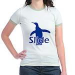 Slide Jr. Ringer T-Shirt