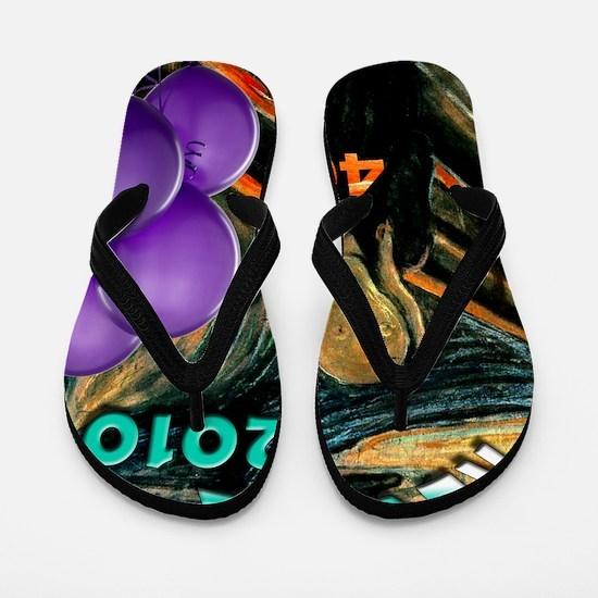 comic402 Flip Flops