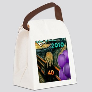 comic402 Canvas Lunch Bag