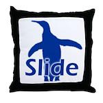 Slide Throw Pillow