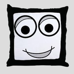 eyes_01 Throw Pillow