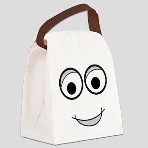eyes_01 Canvas Lunch Bag