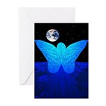 #16 Angel : Greeting Cards (Pk of 10)