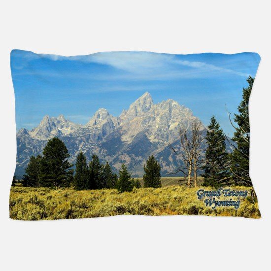 Grand Tetons Pillow Case