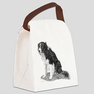 JackBC Canvas Lunch Bag