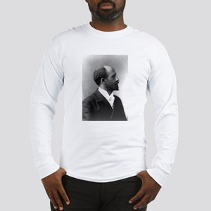 W E B Dubois Long Sleeve T-Shirt