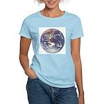 Earth Women's Pink T-Shirt