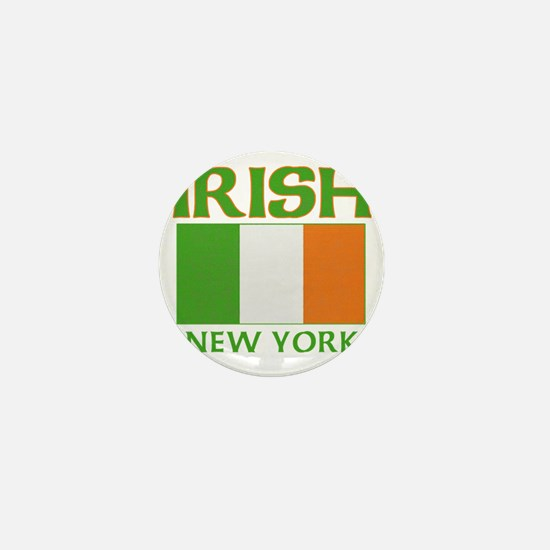 IRISH NEW YORK Mini Button